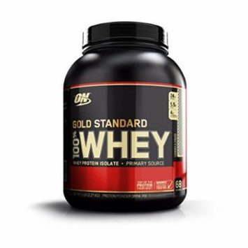 Optimum Nutrition 100% Whey Gold Standard, Cookies and Cream, 5 LB