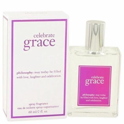 Philosophy Celebrate Grace By Philosophy For Women Eau De Toilette Spray 2 oz