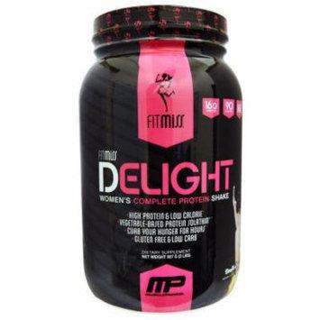 Fitmiss Delight Nutritional Shake, Vanilla Chai, 2 Pound