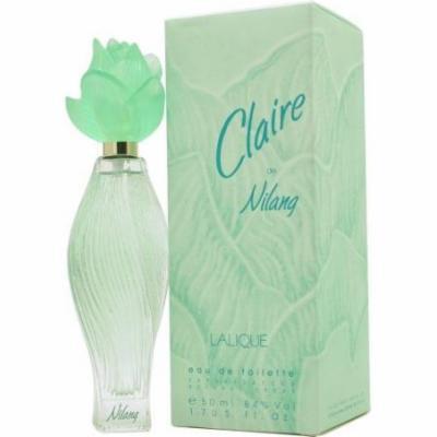 Claire Nilang By Lalique For Women. Eau De Toilette Spray 1.7 Ounces
