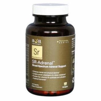 Iagen Naturals, SR-Adrenal Support 120 vegcaps