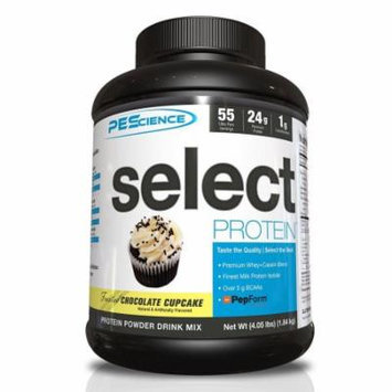 PEScience Select Protein, Chocolate Cupcake, 55 Servings