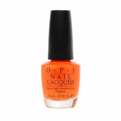 OPI Nail Lacquer, OPI Tru Neon Collection, 0.5 Fluid Ounce - Pants On Fire BB9