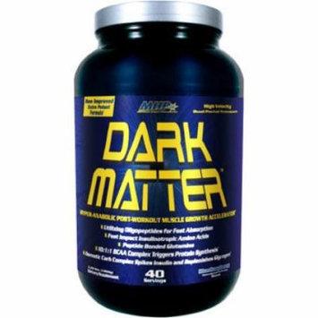 Dark Matter By MHP, Post Workout, Blue Raspberry 40 Servings