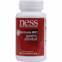 Ness Enzymes, Gastric Comfort #601 90 caps