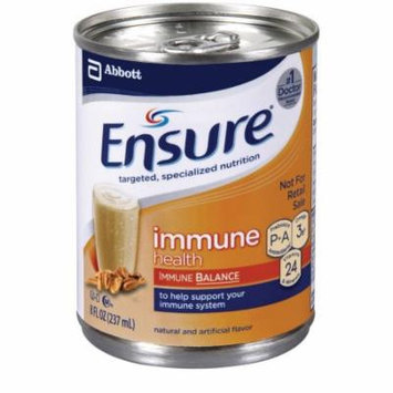 Ensure Immune Health-Butter Pecan 8-oz Cans- 24-cs