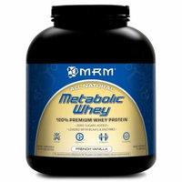 MRM Metabolic Whey, French Vanilla, 5-Pounds