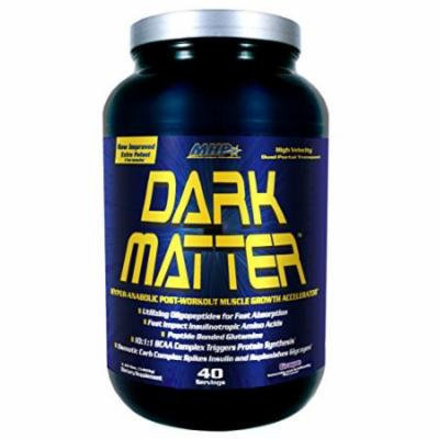 Dark Matter By MHP, Post Workout, Grape 40 Servings