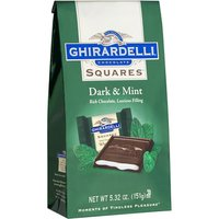 Ghirardelli Chocolate Squares Dark & Mint Dark Chocolate