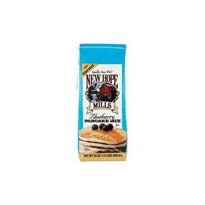 New Hope Mills Hope Mills Blueberry Pancake Mix, 1.5-pounds