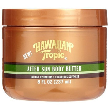 Hawaiian Tropic Body Butter-Coconut-8 ounces