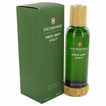 SWISS ARMY FOREST® by Victorinox Cologne for Men (EDT SPRAY 3.4 OZ)
