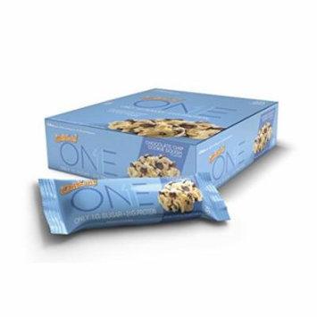 OhYeah Chocolate Chip Cookie Dough 12 2.12 oz Bars