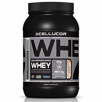 Cellucor Performance Whey Protein Supplement, Cinnamon, 2 Pound