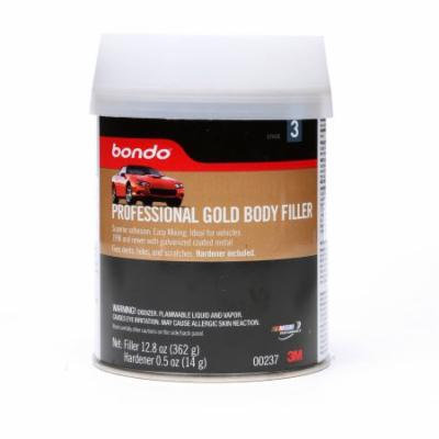 Bondo Professional Gold Filler, 12.80 oz.
