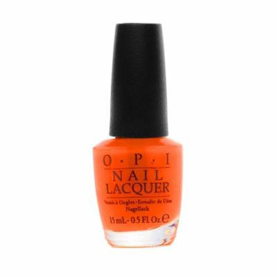 OPI Nail Lacquer, OPI Neon Brights Collection, 0.5 Fluid Ounce - Juice Bar Hopping N35