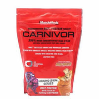 Muscle Meds Raging Bull Series Carnivor Iced Coffee - 1 lb (454g)