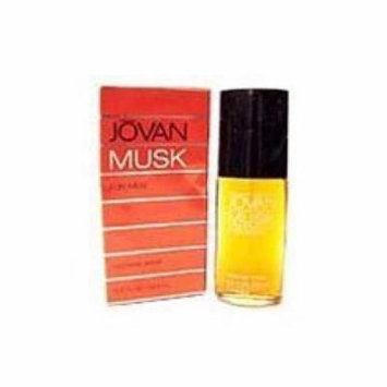 Jovan Musk FOR MEN by Jovan - 3.0 oz COL Spray