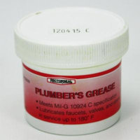50811 Rectorseal 2-Ounce Plumbers Grease