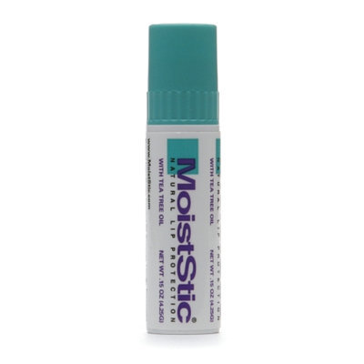 MoistStic Natural Lip Protection with Tea Tree Oil