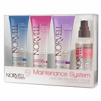Norvell Self Tanning & Sunless Maintenance System