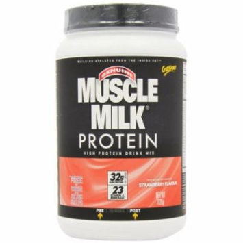 CytoSport Muscle Milk, Strawberries and Creme, 2.47 Pounds