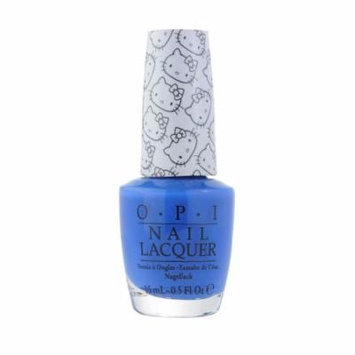 OPI Nail Lacquer, OPI Hello Kitty Collection, 0.5 Fluid Ounce - My Pal Joey H90