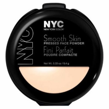 (3 Pack) NYC Smooth Skin Pressed Face Powder - Translucent