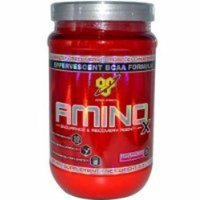 BSN - Amino X BCAA Endurance and Recovery Agent Watermelon - 15.3 oz.