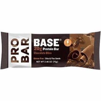 Probar Chocolate Bliss Protein Bar, 2.46 oz., (Pack of 12)