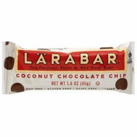 Larabar Coconut Chocolate Chip Fruit & Nut Bar