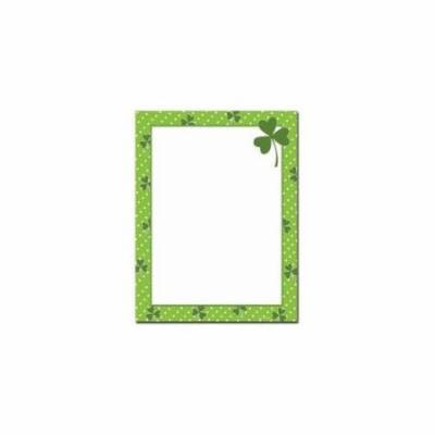 Great Papers 2013226 Clover Dots Letterhead - 80 Sheets/Pack