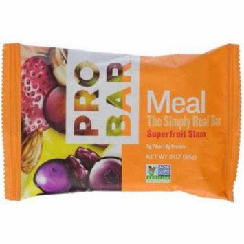 Probar Superfruit Slam Meal Bar, 3 oz., (Pack of 12)