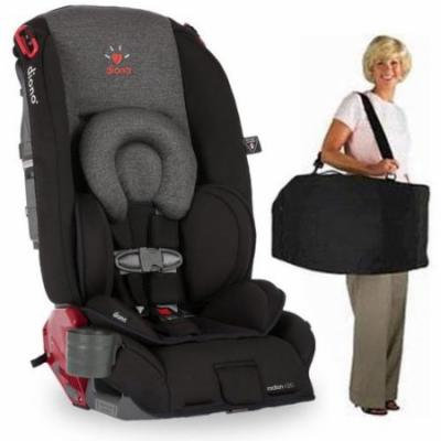 Diono Radian R120 Car Seat with Carrying Bag- Essex