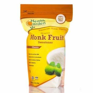 Monk Fruit Classic Sweetener - 1 Lb (453 Grams) by Health Garden