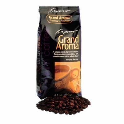 Capresso Grand Aroma Whole Bean Coffee (8.8oz) Swiss Roast Regular