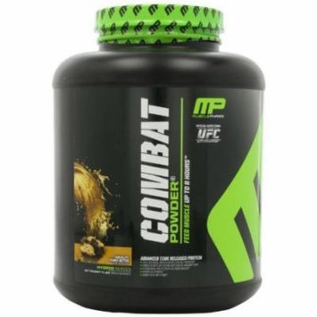 Muscle Pharm Combat Powder Advanced Time Release Protein, Chocolate Peanut Butter, 4 Pound by Muscle Pharm