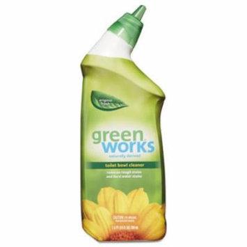 Toilet Bowl Cleaner, Original Fresh, 24 oz Squeeze Bottle 31597EA