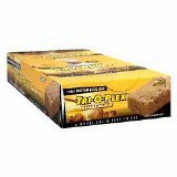 Chef Jays Tri-O-Plex High Protein Food Bar, Banana Walnut 12 - 4.2 oz (118 g) bars