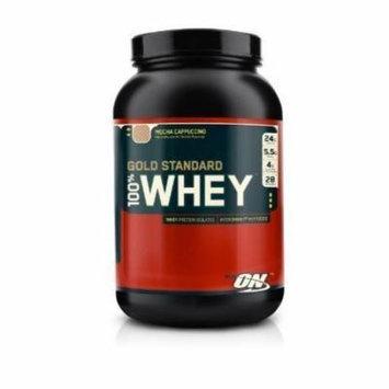 Optimum Nutrition 100% Whey Gold Standard Mocha Cappuccino 2Lb Protein
