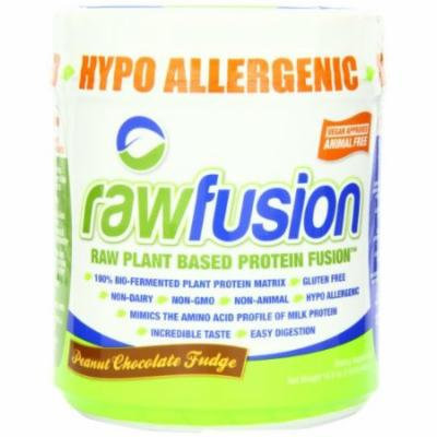 SAN Rawfusion Diet Supplement, Peanut Chocolate Fudge, 1 Pound