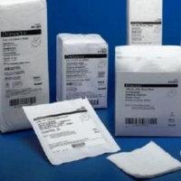 COVIDIEN Gauze Dressing Dermacea 100% Cotton 12-Ply 4 X 4