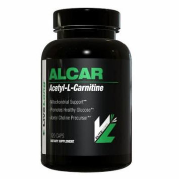 LIVE LONG NUTRITION Acetyl L Carnitine Capsules, 120 Count