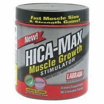 HICA-Max, Assorted Flavors, 90 Tablets, HICA Max, From Labrada