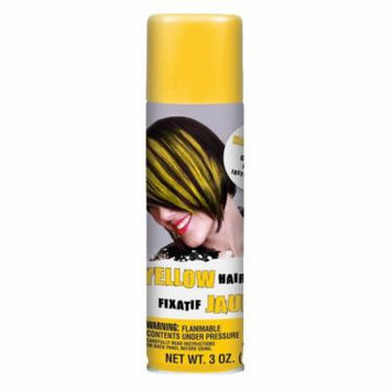 Yellow Hairspray