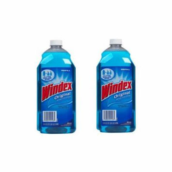 Windex Window Cleaner Refill, 67.6 oz, Value Pack
