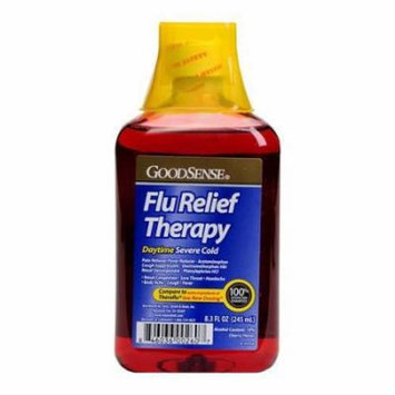 Good Sense Flu Relief Therapy Daytime Severe Cold
