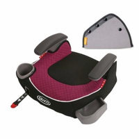 Graco Affix Backless Booster Car Seat with Seat Belt Adjuster, Callie