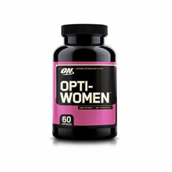 Optimum Nutrition Opti-Women, Women's Multivitamin, 60 Capsules