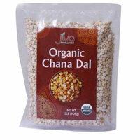 Jiva USDA Organic Chana Dal Beans - 2 Pound Bag